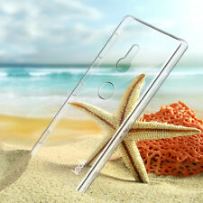 IMAK DIY Ultra Thin Transparent Crystal Clear Hard Case for Sony Xperia Z2 D6502