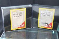 Lot of 2 National Geographic Magazine 40's & 50's CD-Rom PC 6 CD's Total