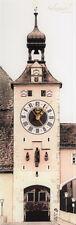 Salzstadl Wanduhr - Die Kult-Uhr für Regensburg