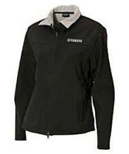 New Yamaha Women's Soft Shell Jacket  - CRW-09JSS-BK-LG
