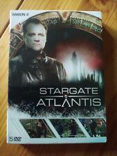 Coffret dvd stargate atlantis saison 2 neuf sous cello