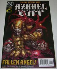 AZRAEL: AGENT OF THE BAT #100 (DC Comics 2003) BATMAN (FN/VF) RARE LAST ISSUE