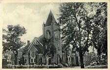 A View Of St Andrew's Presbyterian Church, Huntingdon PQ Quebec Canada