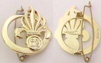 insigne de béret du GRLE Groupement du recrutement de la Légion étrangère PARIS