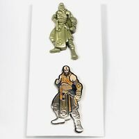 BlizzCon 2019 Diablo Pin Monk Gold + Colored Color Set NEW Warcraft Blizzard