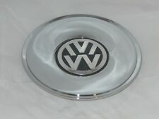 1 - REPLACEMENT 1998-2001 VW PASSAT CHROME WHEEL RIM CENTER CAPS 69722 99-200037