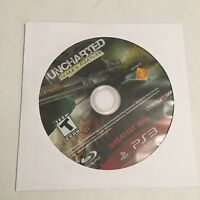 Uncharted: Drake's Fortune  - Playstation 3, Ps3, Disc only
