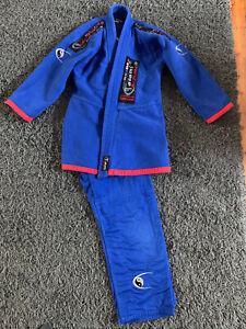 Tatami  BJJ Jiu Jitsu Gi Kimono A2, Blue, Only Used Twice
