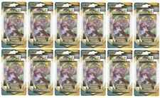 Pokemon Flammende Finsternis 12x 2-Pack Blister (24 Booster Display) DEUTSCH NEU