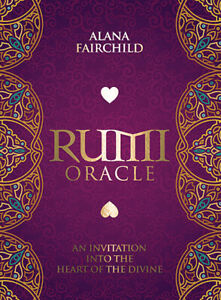 Rumi Oracle Cards by Alana Fairchild and Rassouli 9781922161680