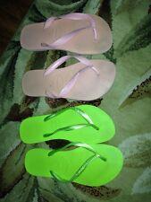 choice 1 Havaianas  Flip Flops  Rubber Sandals 37/38 (7-8) 39/40 ( 9-10)