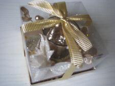 4 Stück Teelicht Teelichthalter Glas Deko 11x7cm Tischdeko Advent Weihnachten