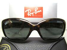 Ray-Ban 4101 Jackie Ohh 710 58/17 occhiale da sole, NUOVO ORIGINALE