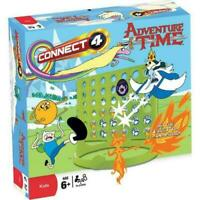 Adventure Time - Connect 4 Ages 6+ NEW/SEALED Hasbro Winning Moves