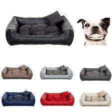 hundebetten aus kunstleder g nstig kaufen ebay. Black Bedroom Furniture Sets. Home Design Ideas