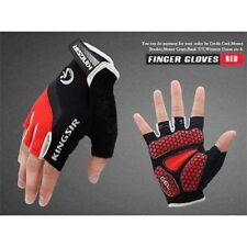 Breathable Anti-skid Half Finger Cycling Bicycle Mountain Bike Sport Gym Gloves