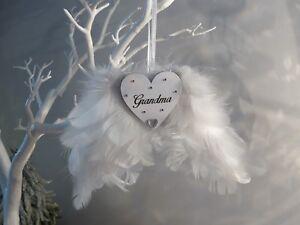 Personalised Angel Wings, Bereavement, Fairy Wings, Keepsake, Feather