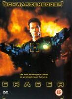 Eraser - Vanessa Williams, Chuck Russell, James Caan NEW SEALED REGION 2 DVD PAL