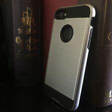 Apple iPhone 8 Urban Ballistic Rugged Dual Layer Silver  Alpha™  Case
