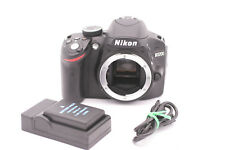 Nikon D3200 24.2MP Digital SLR Camera - Black (Body Only) - Shutter Count: 1560