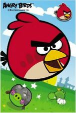 Carte d'Anniversaire Angry Birds