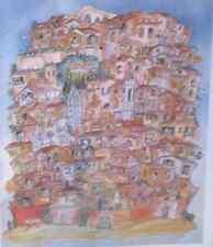 """Art Puzzle1000~ New In Box-Italian """"La Citta Magica"""""""