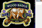 Wood Badge Bear Patch Critters from the UK