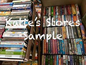 30 Full Tv Show Seasons DVD Lot Assorted Random Top A List Titles Free Shipping!
