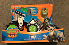 PAW Patrol Dino Rescue Rex's Transforming Vehicle with Mystery Dinosaur NEW