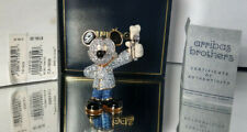 Swarovski Disney Arribas Figur Mickey Maus Zahnarzt Mickey Mouse Sentist OVP MIB