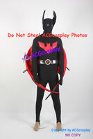 Batman Beyond cosplay Batman Cosplay Costume include wings and mask