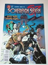 Sovereign Seven S7 DC Comics Issue #9 March 1996