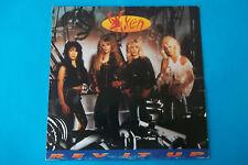 VIXEN REV IT YOU LP VINIL 1990 EMI USA NUOVO RARO