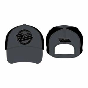 ZZ TOP - BAND LOGO - HAT - BRAND NEW - MUSIC ZZCAP01