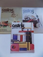 Vintage CASTING & JEWELRY CRAFT Magazine Lot 1976 Volume 1 Numbers 1 2 & 3