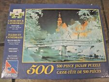WINTER WORSHIP 500 PIECE PUZZLE FROM SURE-LOX, #40230-4, NEW, SEALED
