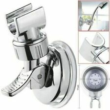 Adjustable ABS Suction Cup Shower Head Holder Wall Mount Shower Nozzle Bracket