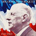 CHARLES DE GAULLE Extraits De Discours 1940-1969 FR Press Sonopress 33.001 LP
