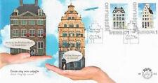 Nederland fdc  643  KLM huisjes 2012   onbeschreven