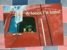 50 Postcards Little Lee Comic Trucking Hi Honey I'm Home
