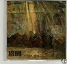 (D550) Isor, The Zebra Theory - DJ CD