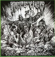 Impetigo - live total zombie gore holocaust, CD, Neuware