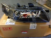 GENUINE HONDA ACCORD /& ACCORD TOURER N//S FRONT HEADLAMP ASSEMBLY 2003-2005