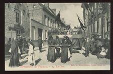 France Procession de FURNES La Cene PPC