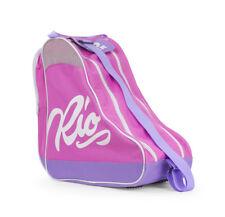 Rio Roller - Script Skate Bag - Pink/Lilac - Roller Skate Carry Bag