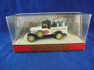 Matchbox Yesteryear Y35 1930 Ford Model A Pickup Clifford & Sons Ex Shop Stock