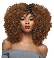 Outre Big Hair Lace Front Wig 4a Kinky 1b