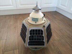 TIDELAND SOLANOVA-65 SOLAR powered NAVIGATION LIGHT solanova 65 Buoy Light