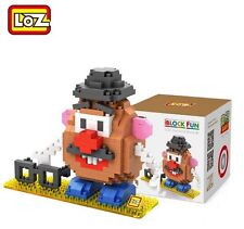 LOZ Diamond Blocks iBLOCK FUN Toy Story Mini Nano #9505 Mr Potato Head With Box
