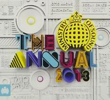 MINISTRY ANNUAL 2013 = Fedde/Solomun/Prydz/Cascada/Avicii...=3CD= groovesDELUXE!